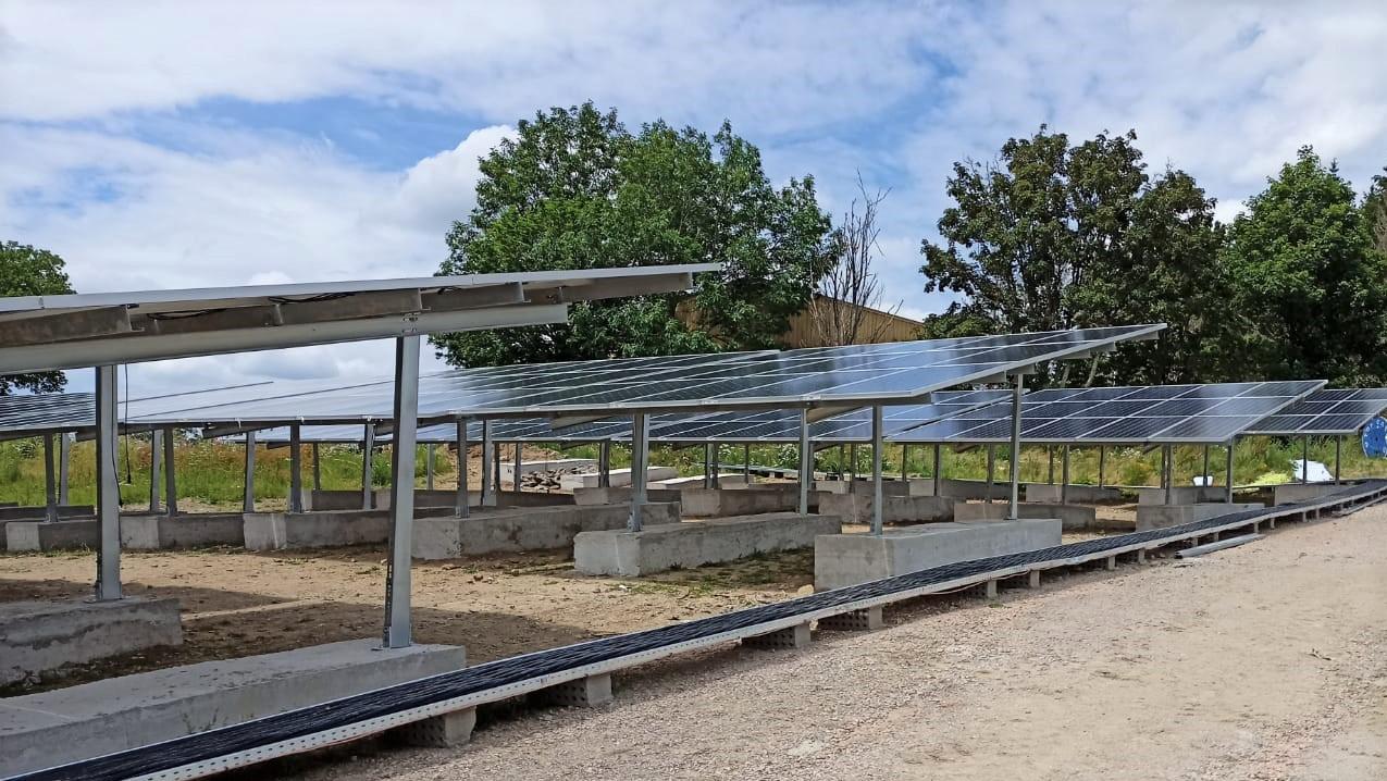 parc solaire a miremont